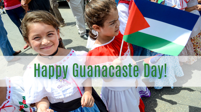 Guanacaste Day Costa Rica 2018