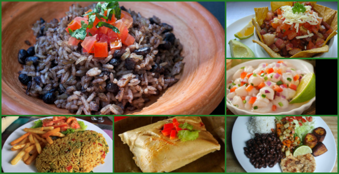 Try These Traditional Costa Rica Dishes