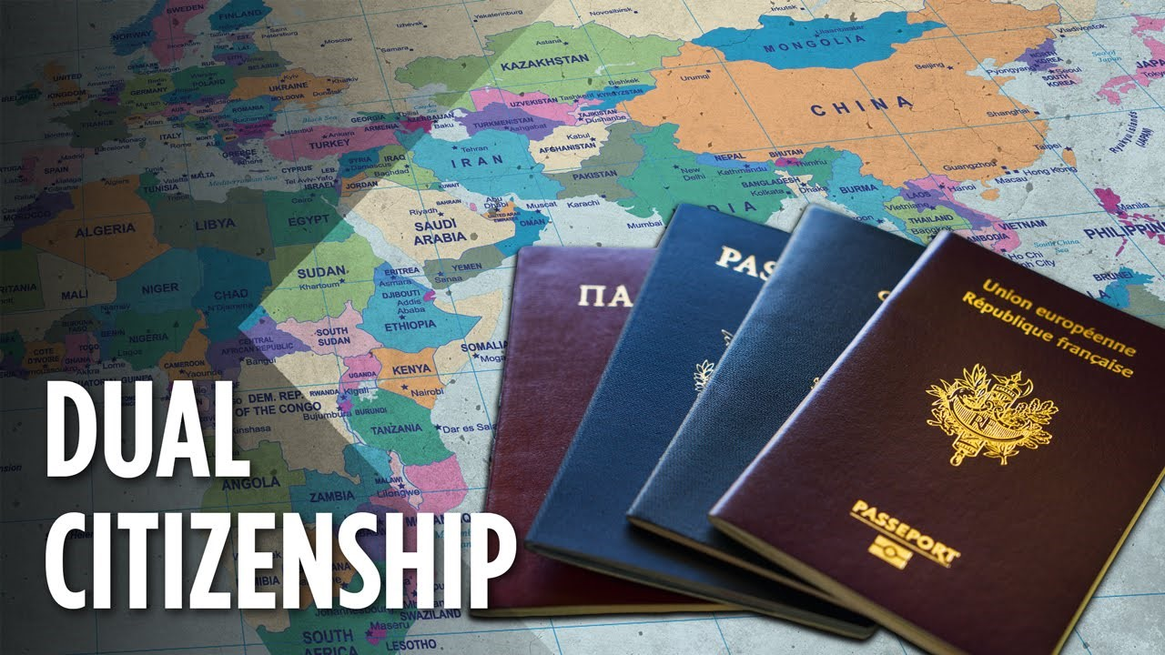 Dual citizenship - you can get, and then what 28